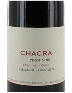 Vini Rossi - Patagonia Rio Negro Pinot Nero 'Cincuenta Y Cinco' 2015 (750 ml.) - Bodega Chacra -  - 2