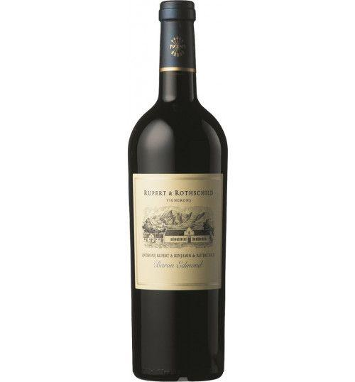 South Africa Western Cape Red  'Baron Edmond' 2012 - Rupert & Rotschild Vignerons