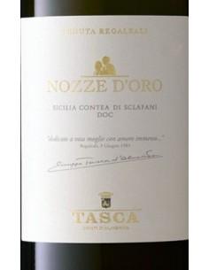 Sicilia Bianco Contea di Sclafani DOC Nozze d'Oro 2015 - Tasca