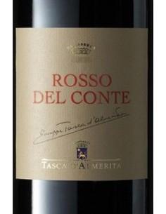 Vini Rossi - Sicilia DOC Tenuta Regaleali 'Rosso del Conte' 2013 (750 ml.) - Tasca d'Almerita - Tasca d'Almerita - 2