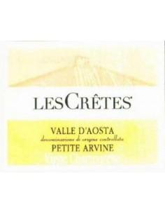 Vini Bianchi - Val d'Aosta Petite Arvine DOP 2015 - Les Cretes - Les Cretes - 2
