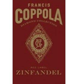 Vini Rossi - California Zinfandel 'Diamond Collection Red Label' 2014 (750 ml.) - Francis Ford Coppola Winery - Francis Ford Cop