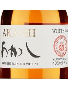 Whisky Blended - Blended Japanese Whisky (500 ml.) - White Oak Distillery - Akashi - Akashi - 3