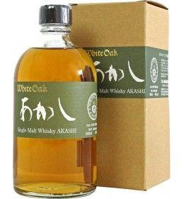 Japanese Single Malt Whisky (500 ml.) - White Oak Distillery - Akashi