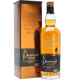 Single Malt Scotch Whisky Speyside 10 Y.O. (700 ml.) - Benromach