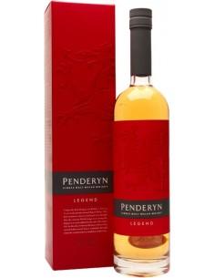 Whiskey Single Malt - Single Malt Welsh Whisky 'Legend' (700 ml. boxed) - Penderyn - Penderyn - 1