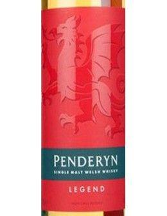 Whisky Single Malt - Single Malt Welsh Whisky 'Legend' (700 ml. astuccio) - Penderyn - Penderyn - 3