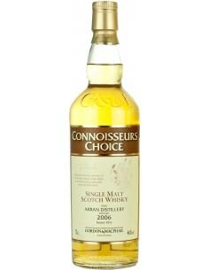 Whisky Single Malt - Single Malt Scotch Whisky Arran Distillery 2006 (700 ml.) - Gordon & Macphail - Gordon & Macphail - 2