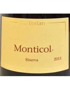 Alto Adige Pinot Nero DOC Riserva Monticol 2015 - Terlano