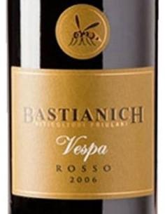 Vini Rossi - Venezia Giulia IGT 'Vespa Rosso' 2013 (750 ml.) - Bastianich - Bastianich - 2