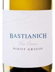 Vini Bianchi - Colli Orientali del Friuli DOC Pinot Grigio 2016 - Bastianich - Bastianich - 2