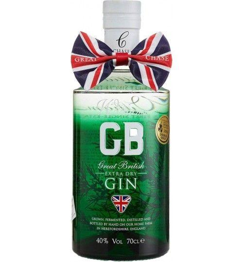 Gin - Williams GB Gin (700 ml.) - Chase Distillery - Chase - 1