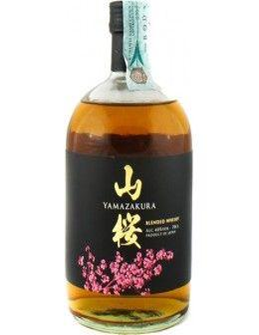 Blended Whisky 'Yamazakura' (500 ml.) - Sasanokawa Shuzo