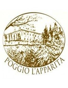 Maremma Toscana Rosso DOC 'Syrah' 2012 - Poggio L'Apparita
