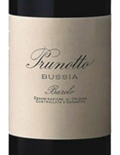 Red Wines - Barolo DOCG 'Bussia' 2012 (750 ml.) - Prunotto - Prunotto - 2