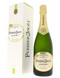 Champagne Blanc de Noirs - Champagne Grand Brut (astuccio) - Perrier-Jouet - Perrier-Jouët - 1