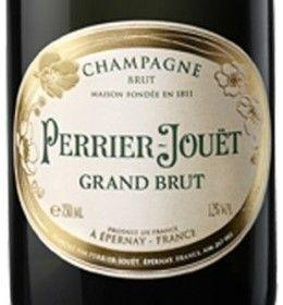 Champagne AOC Grand Brut (boxed) - Perrier-Jouët