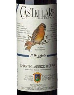 Red Wines - Chianti Classico Riserva DOCG 'Il Poggiale' 2014 (750 ml.) - Castellare di Castellina - Castellare di Castellina - 2