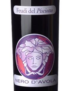 Vini Rossi - Sicilia IGT Nero d'Avola 'Versace' 2014 (750 ml.) - Feudi del Pisciotto - Feudi del Pisciotto - 2