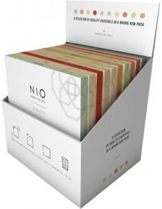 NIO 10 Cocktails Set Degustazione Full (10 x 100 ml.)