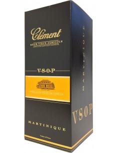 Rum - Rhum Vieux Agricole VSOP (700 ml.) - Clement -  - 3