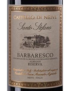 Vini Rossi - Barbaresco DOCG Riserva 'Santo Stefano Albesani' 2011 (750 ml.) - Castello di Neive -  - 2