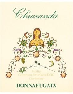 Vini Bianchi - Contessa Entellina DOC Chardonnay 'Chiaranda' 2015 (750 ml.) - Donnafugata - Donnafugata - 2
