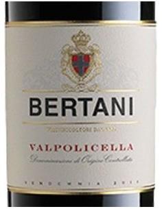 Vini Rossi - Valpolicella Classico DOC 2016 - Bertani - Bertani - 2