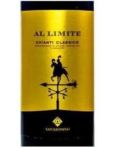 Vini Rossi - Chianti Classico DOCG 'Al Limite' 2014 (750 ml.) - San Leonino - San Leonino - 2