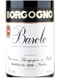 Vini Rossi - Barolo DOCG 2013 (750 ml.) - Borgogno - Borgogno - 2