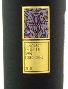 Red Wines - Irpinia Aglianico DOC 'Serpico' 2012 (750 ml.) - Feudi di San Gregorio - Feudi di San Gregorio - 2