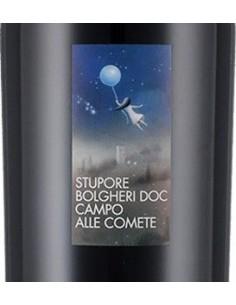 Bolgheri Rosso DOC Stupore 2015 - Campo alle Comete