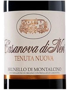 Vini Rossi - Brunello di Montalcino DOCG Tenuta Nuova 2008 - Casanova di Neri - Casanova di Neri - 2