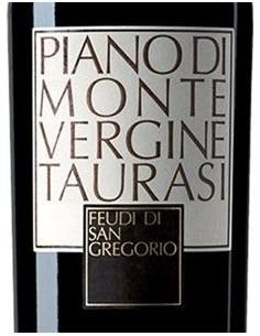 Vini Rossi - Taurasi Riserva DOCG 'Piano di Montevergine' 2011 (750 ml.) - Feudi di San Gregorio - Feudi di San Gregorio - 2