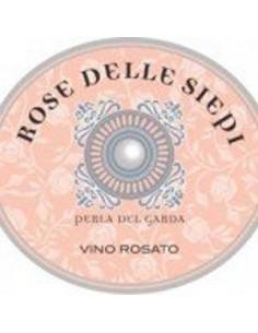 Vini Rose' - Vino Rosato 'Rose delle Siepi' 2017 (750 ml.) - Perla del Garda -  - 2