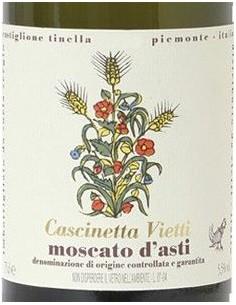 Moscato d'Asti DOCG 'Cascinetta' 2015 - Vietti