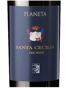 Vini Rossi - Noto Nero d'Avola DOC Santa Cecilia 2011 - Planeta - Planeta - 2