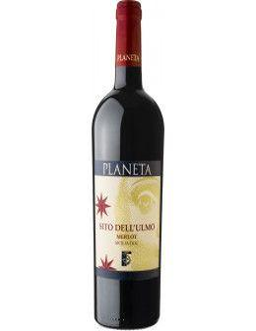 Vini Rossi - Sicilia Merlot DOC 'Sito dell'Ulmo' 2013 (750 ml.) - Planeta - Planeta - 1