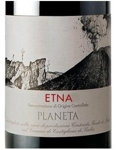 Etna Rosso DOC 2016 - Planeta