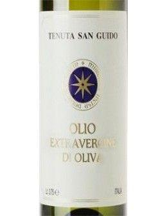 Olio Extravergine di Oliva - Olio Extra Vergine di Oliva (750 ml.) 2018 - Tenuta San Guido - Tenuta San Guido - 2