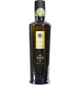 Extra Virgin Olive Oil IGP (500 ml.) 2017 - Tenuta Fertuna