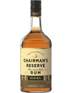 Chairman's Reserve Rum (700 ml.) - Saint Lucia Distillers