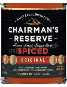 Chairman's Reserve 'Spiced' Rum (700 ml.) - Saint Lucia Distillers