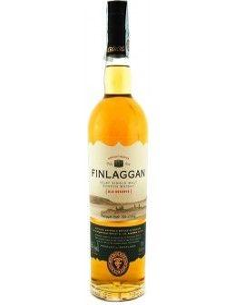 Peaty Whiskey - Single Malt Scotch Whisky Finlaggan 'Old Reserve' (700 ml. boxed) - The Vintage Malt Whisky Company - Finlaggan