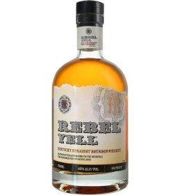 Rebel Yell Kentucky Straight Bourbon Whisky (700 ml.) - Rebel Yell Distillery