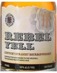 Whisky Bourbon - Rebel Yell Kentucky Straight Bourbon Whisky (700 ml.) - Rebel Yell Distillery - Rebel Yell - 2