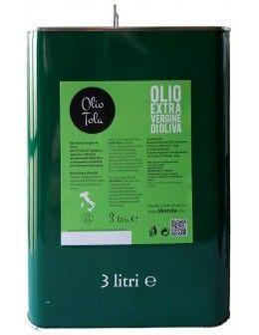 Extra Virgin Olive Oil DOP (3 L) 2018 - Olio Tola