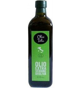 Extra Virgin Olive Oil DOP (750 ml) 2018 - Olio Tola