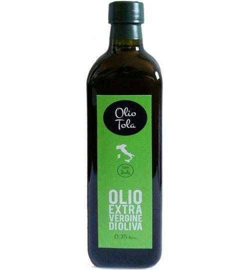 Extra Virgin Olive Oil DOP (750 ml) - Olio Tola