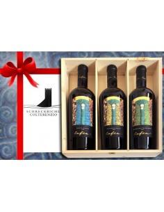 Box Lafoà Tasting 3 White Wines - Colterenzio